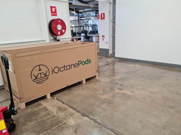 Crates Logo