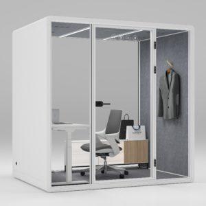 Home Office Pod (lPod 4 Person Pod)