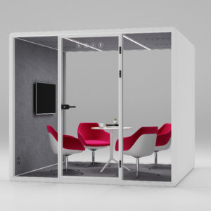 xPod (6 Person Meeting Room)